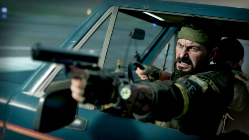 伍兹来了!《使命召唤:黑色行动 冷战》将于11月13日发售