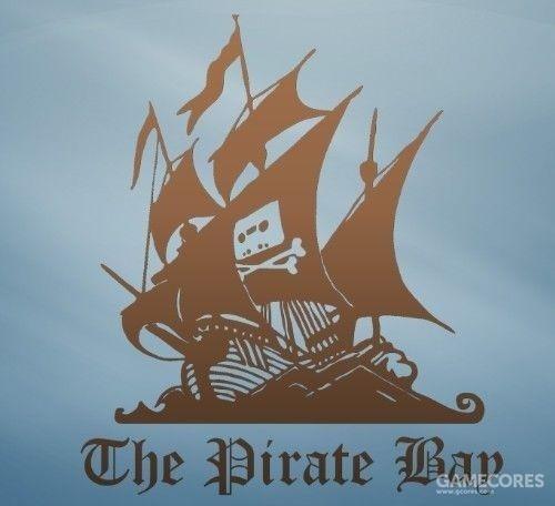 海盗湾组织的标志