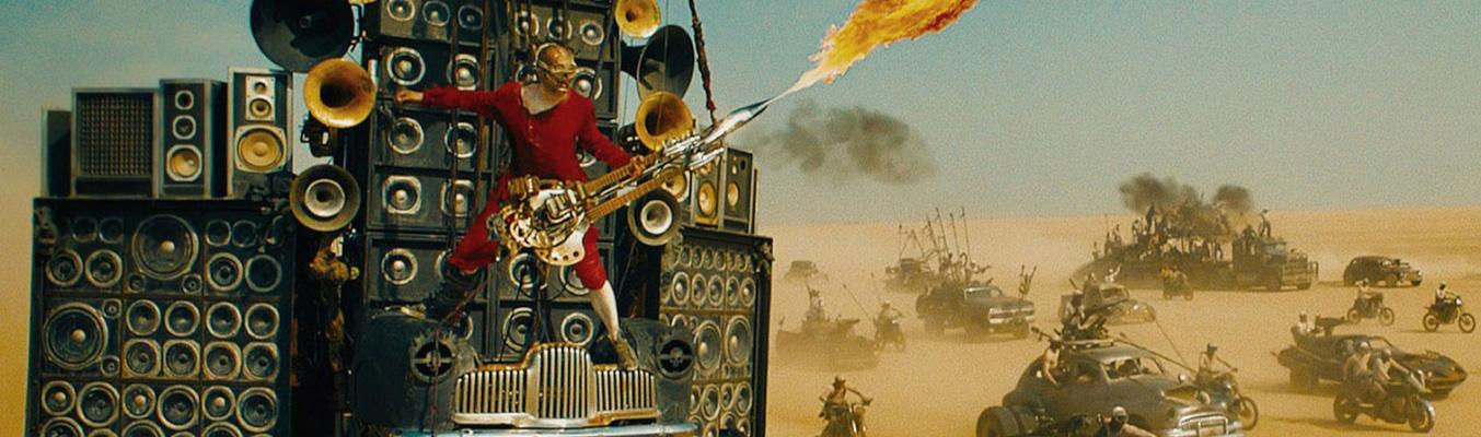 """《疯狂的麦克斯》系列将于4月登陆第九届""""北京国际电影节"""""""