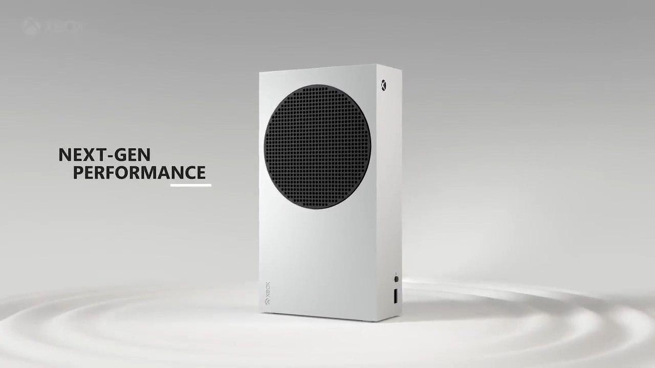 【继续泄露】Xbox Series S介绍视频泄露