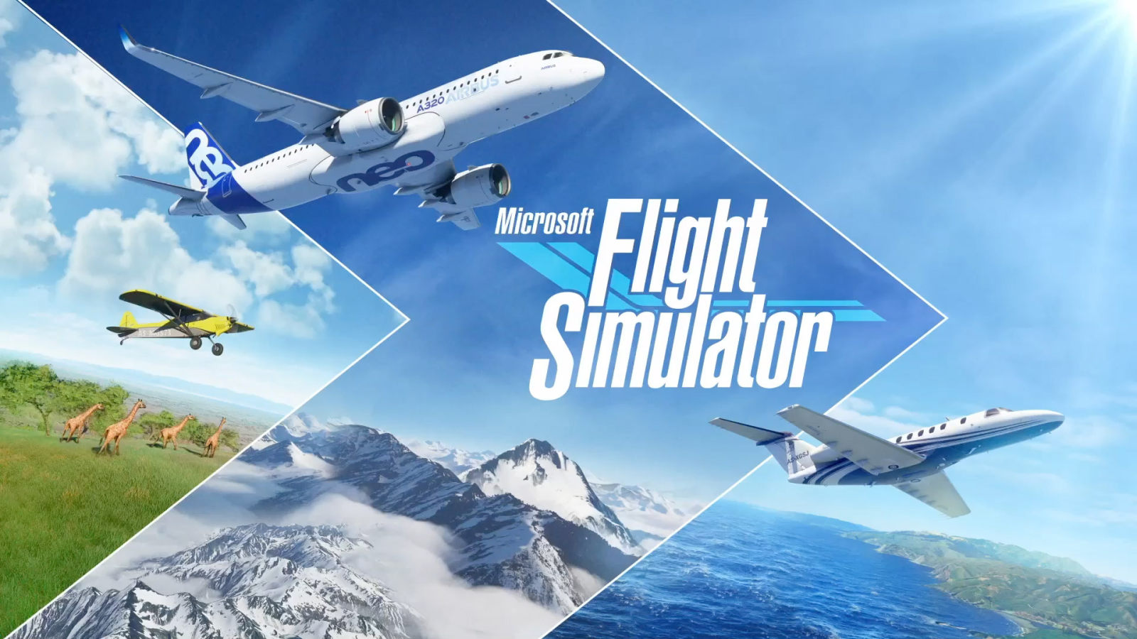【更新】《微软模拟飞行》将于7月27日登陆次世代主机,未来将更新中文