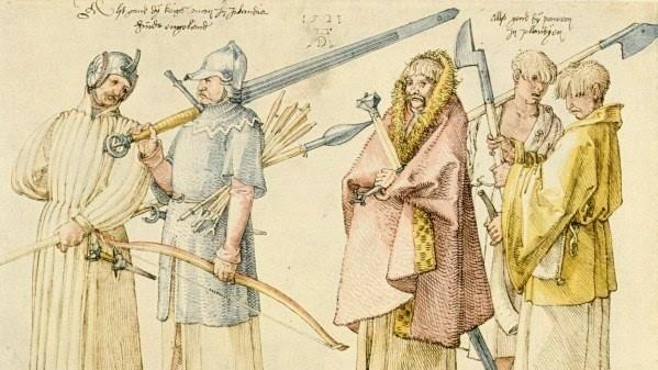 """武具雜談:中世紀的""""非公認武器""""有多厲害?"""