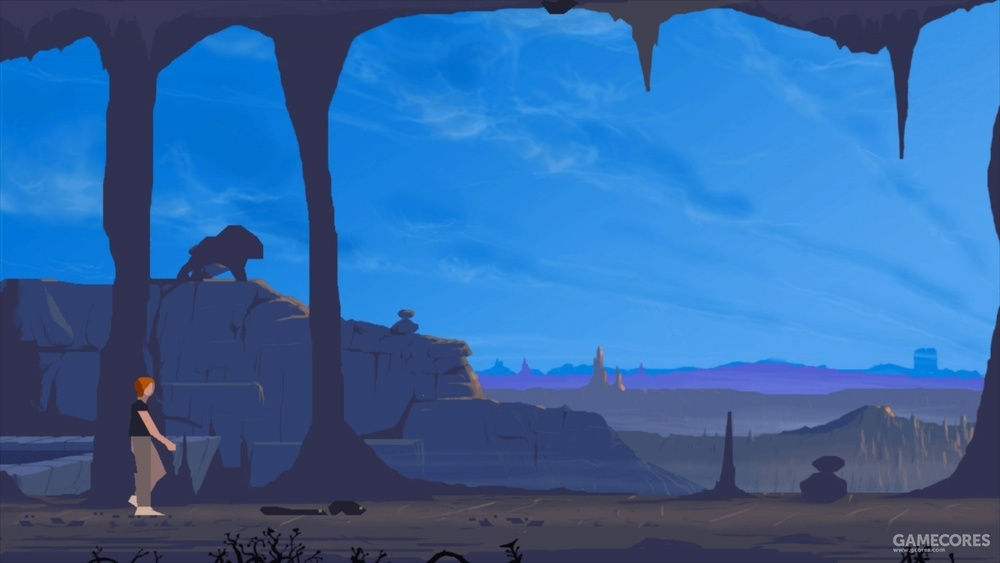 Another World ,这个游戏对于后世的影响要远远超过它作为游戏本身的价值。