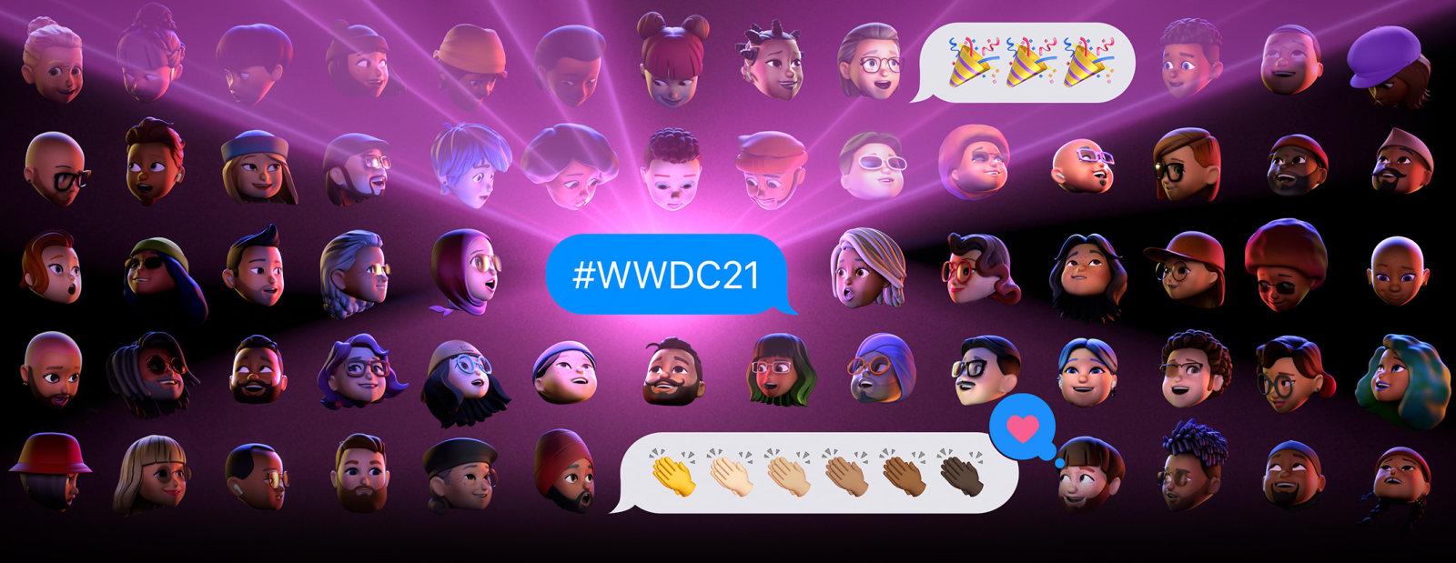 WWDC 2021 Keynote汇总:平稳升级、没有太大惊喜的一年