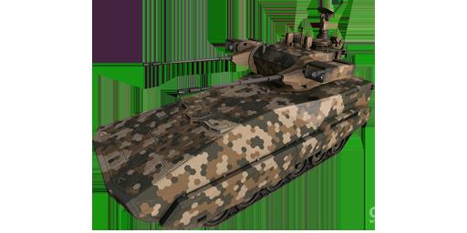 六角迷彩的ZSU-39