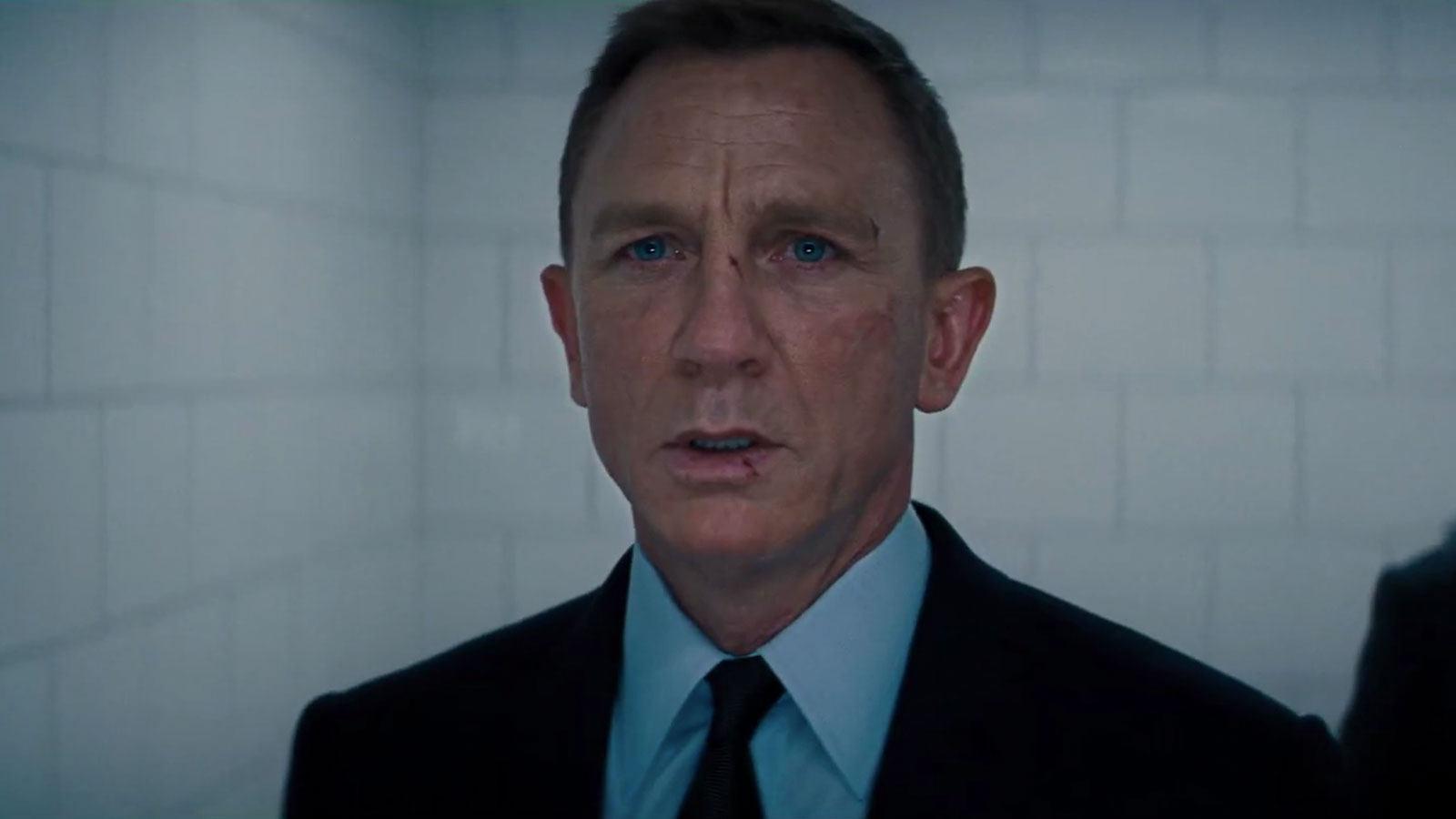 《007:无暇赴死》公布首支预告,2020年4月上映