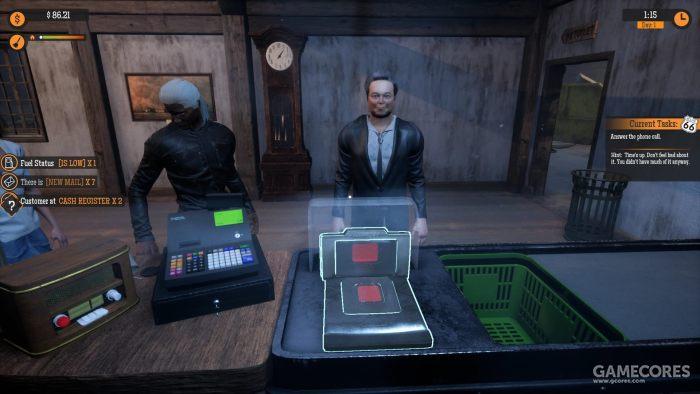 当个老板真挺忙,模拟经营游戏《加油站大亨》漫谈