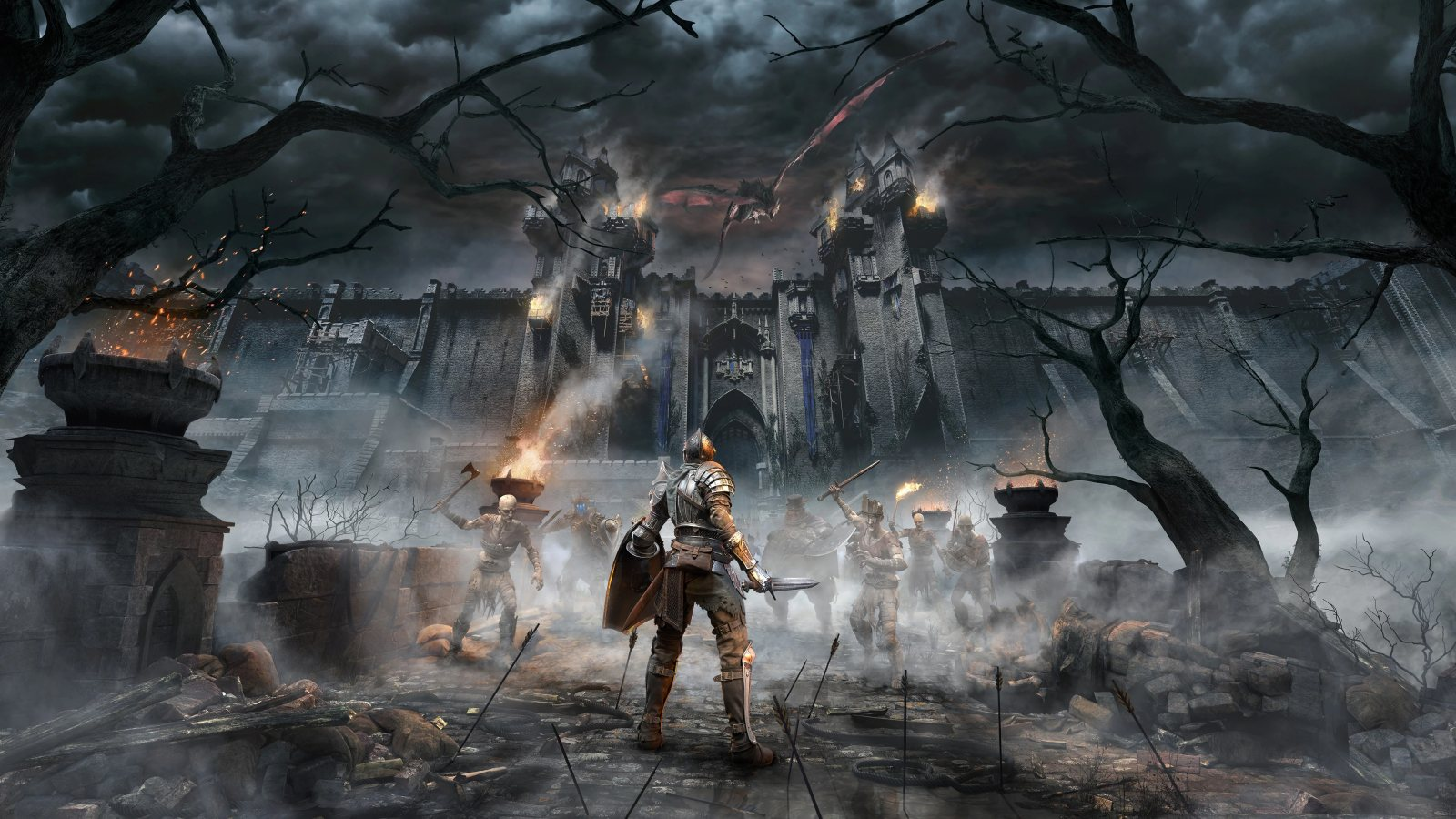 《恶魔之魂 重制版》公布发售宣传片以及18分钟演示