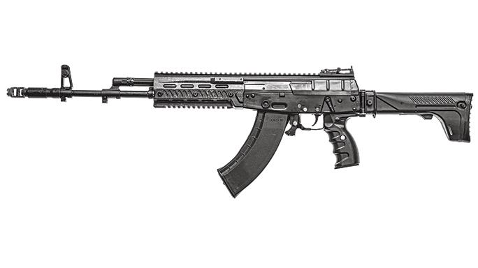 现实中的AK-12