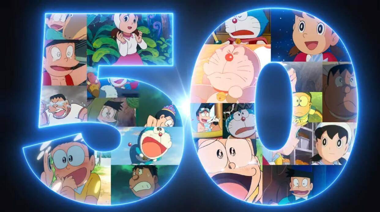 《哆啦A梦》第40部剧场版《大雄的新恐龙》特报公开