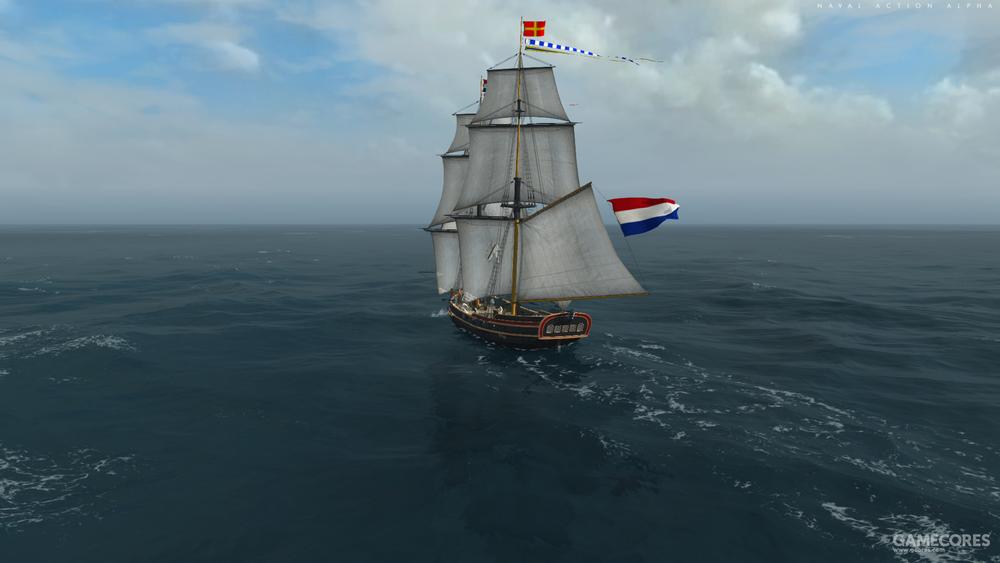 游戏海军行动中的brig