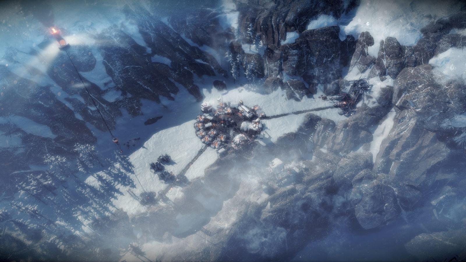 """《冰汽时代》新DLC""""帝国的边界""""公布实机预告"""