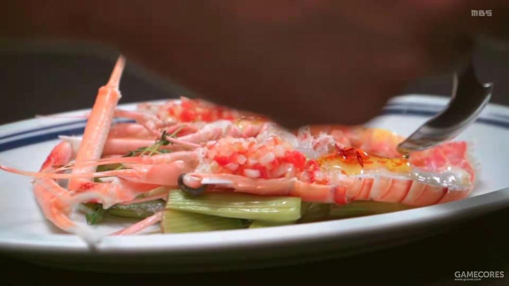 黄焖长臂虾
