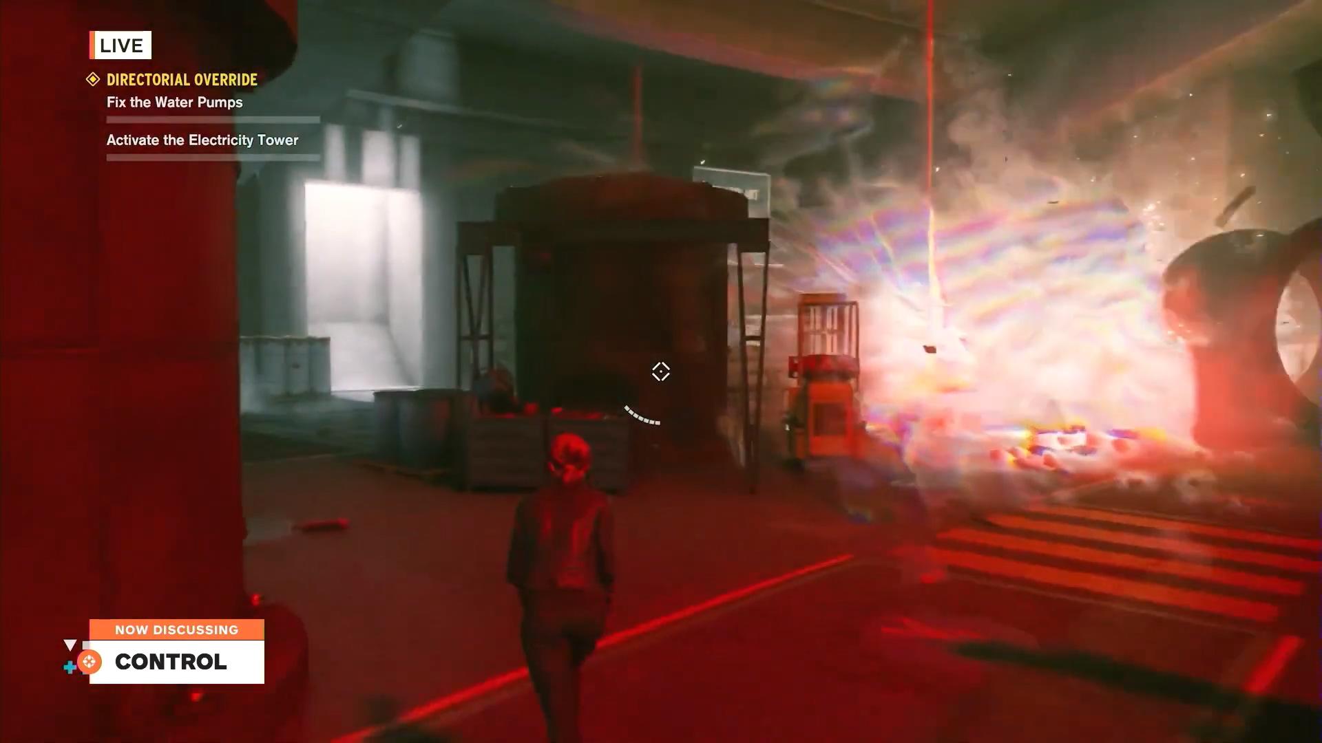 《Control》游戏截图