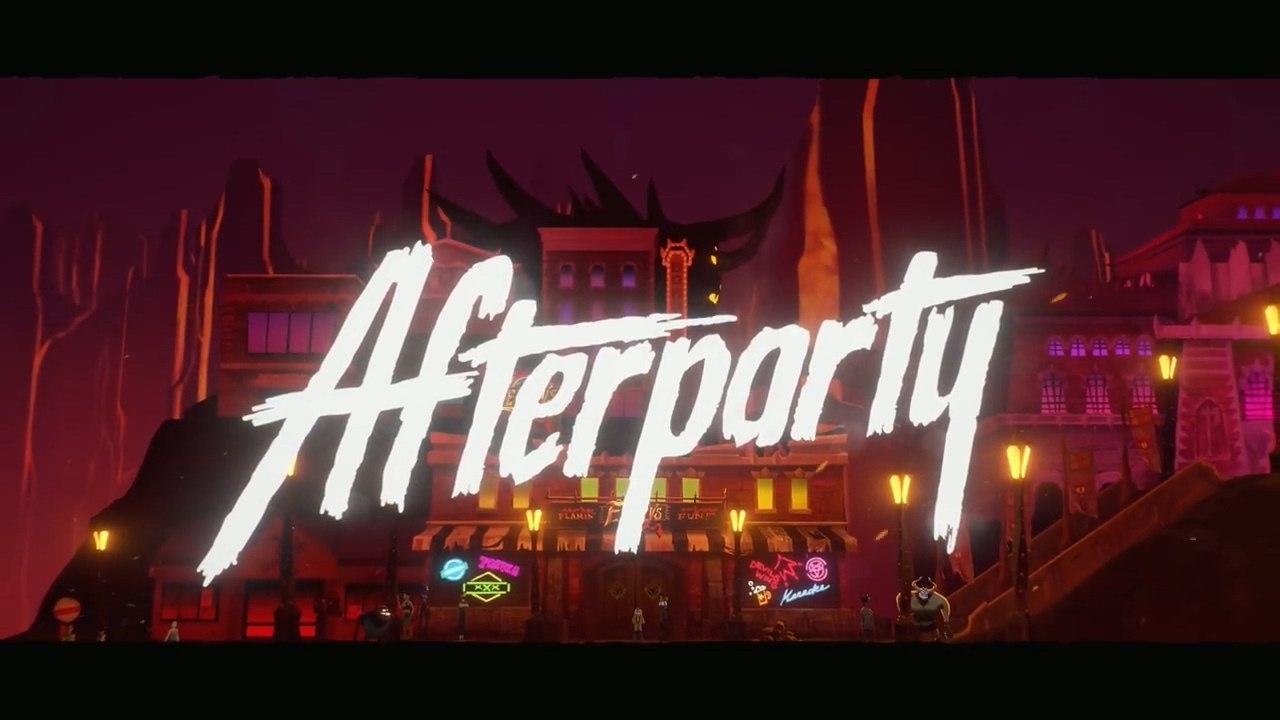 感情深一口闷!《Afterparty》放出游戏开场10分钟游玩演示