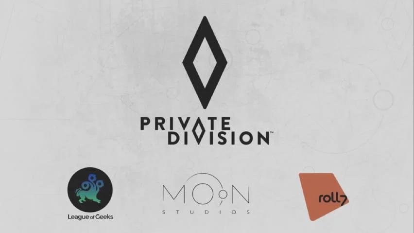 Private Division将与Moon Studios、League of Geeks和Roll7携手合作打造新款游戏