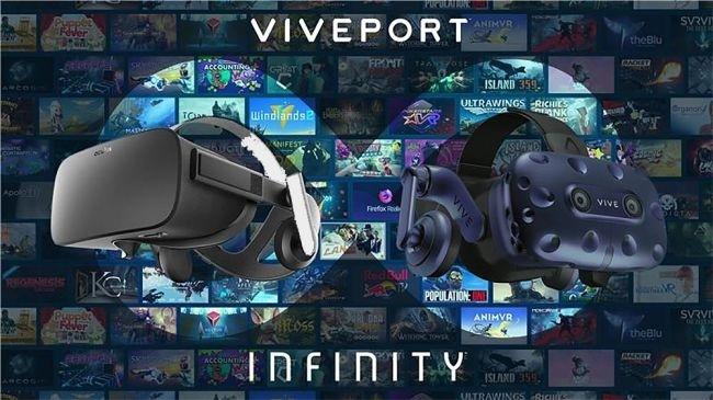 HTC的VR訂閱服務將於4月2日推出