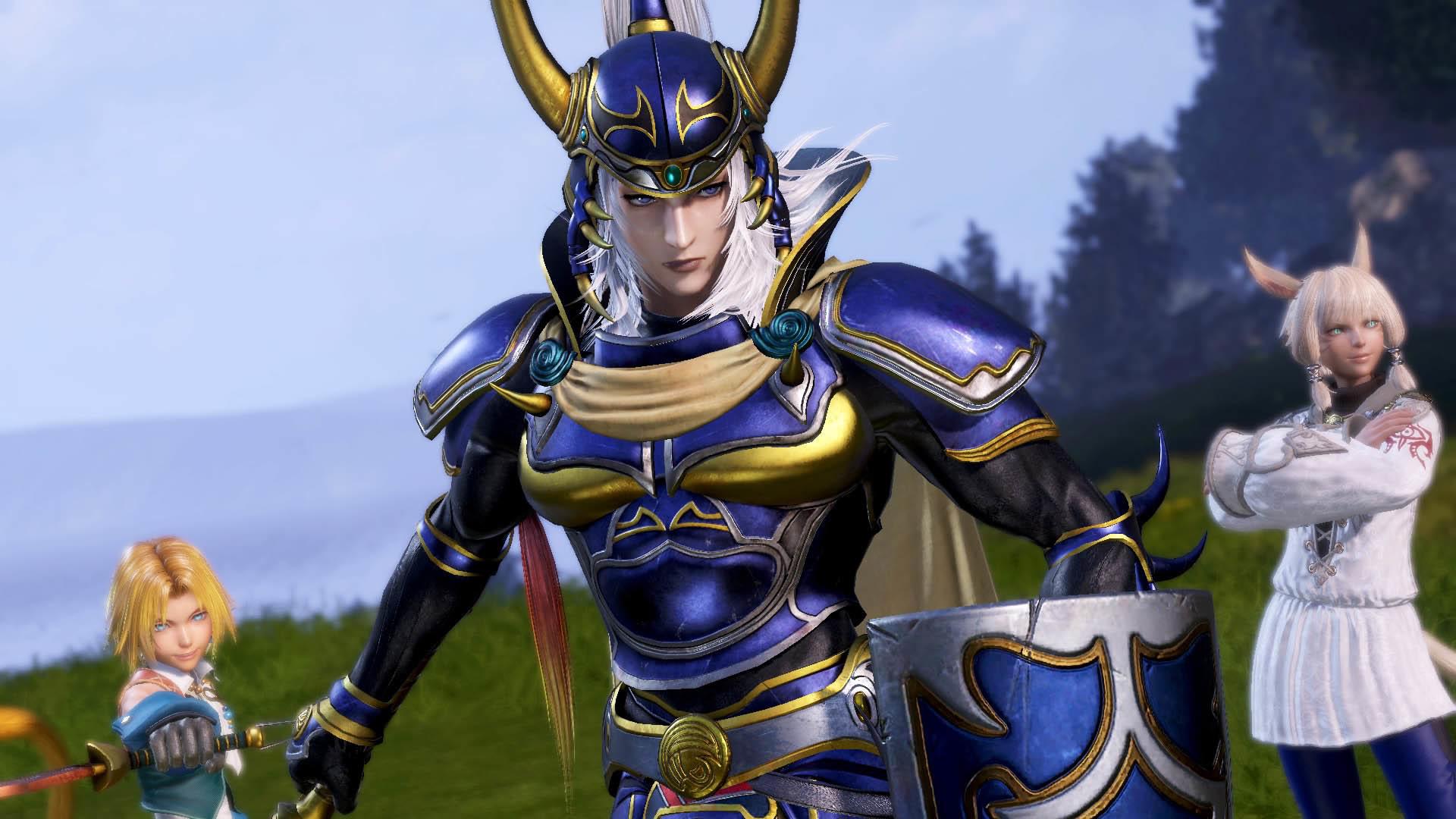 《最終幻想 紛爭NT》確定明年1月11日發售