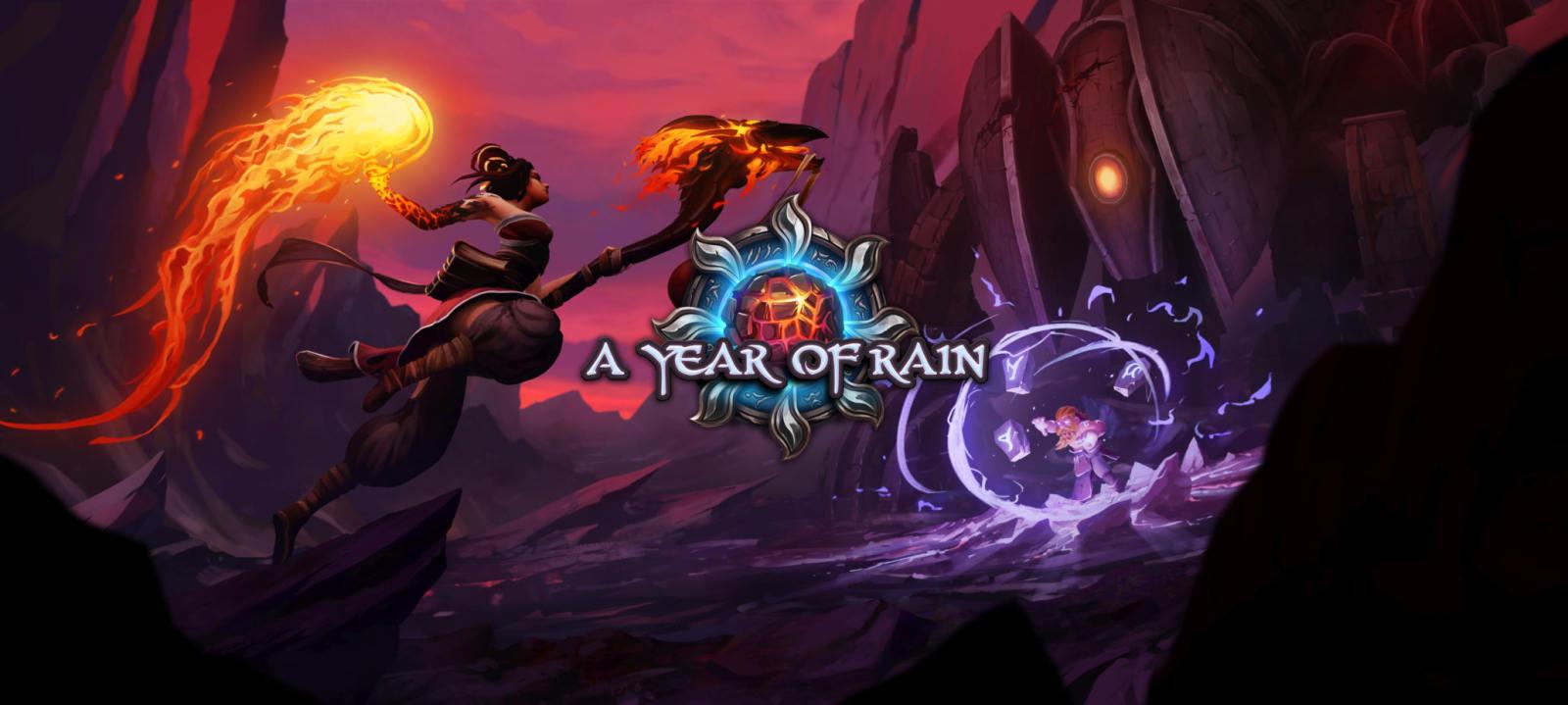 RTS游戏《A YEAR OF RAIN》将于11月6日在steam开启抢先体验