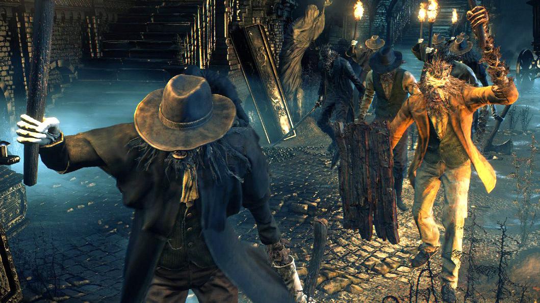 《血源》多人遊戲機制詳解