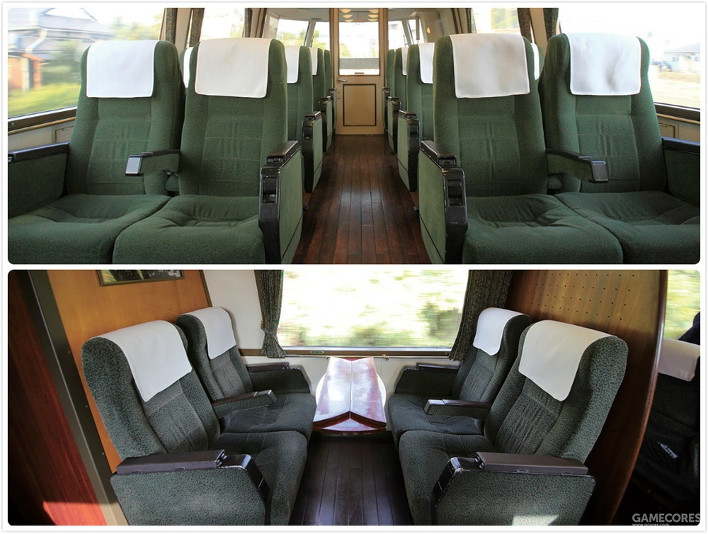 官方图:二人席、四人包厢席