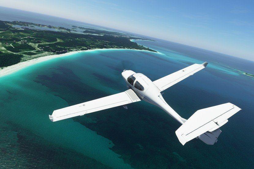 《微软模拟飞行2020》公布PC配置,储存空间需求高