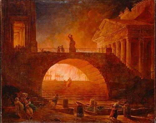 """一場大火帶來的貨幣改革:羅馬帝國的""""暗度陳倉""""之計"""