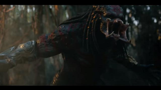 【更新官方海报】新版《铁血战士》公布正式版预告片