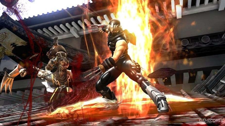 XBOX360独占游戏《忍者龙剑传2》