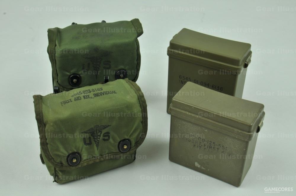 8号单兵急救盒