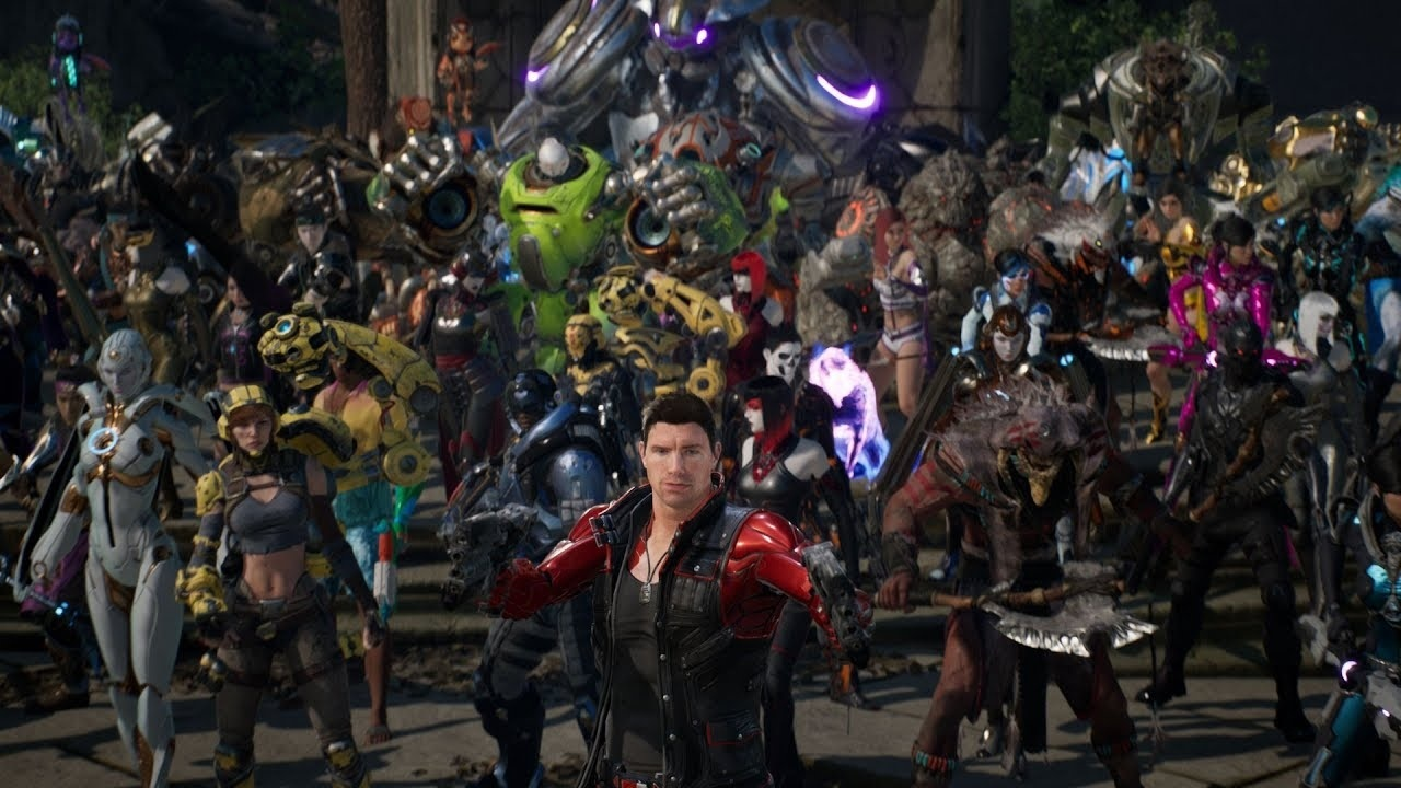 Epic Games宣佈將為開發者免費開放《帕拉貢》中虛幻4引擎遊戲素材