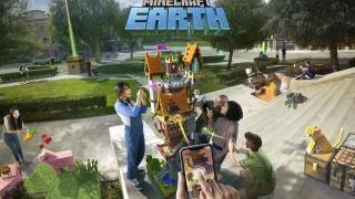《我的世界》AR 手游《Minecraft:Earth》正式公开!