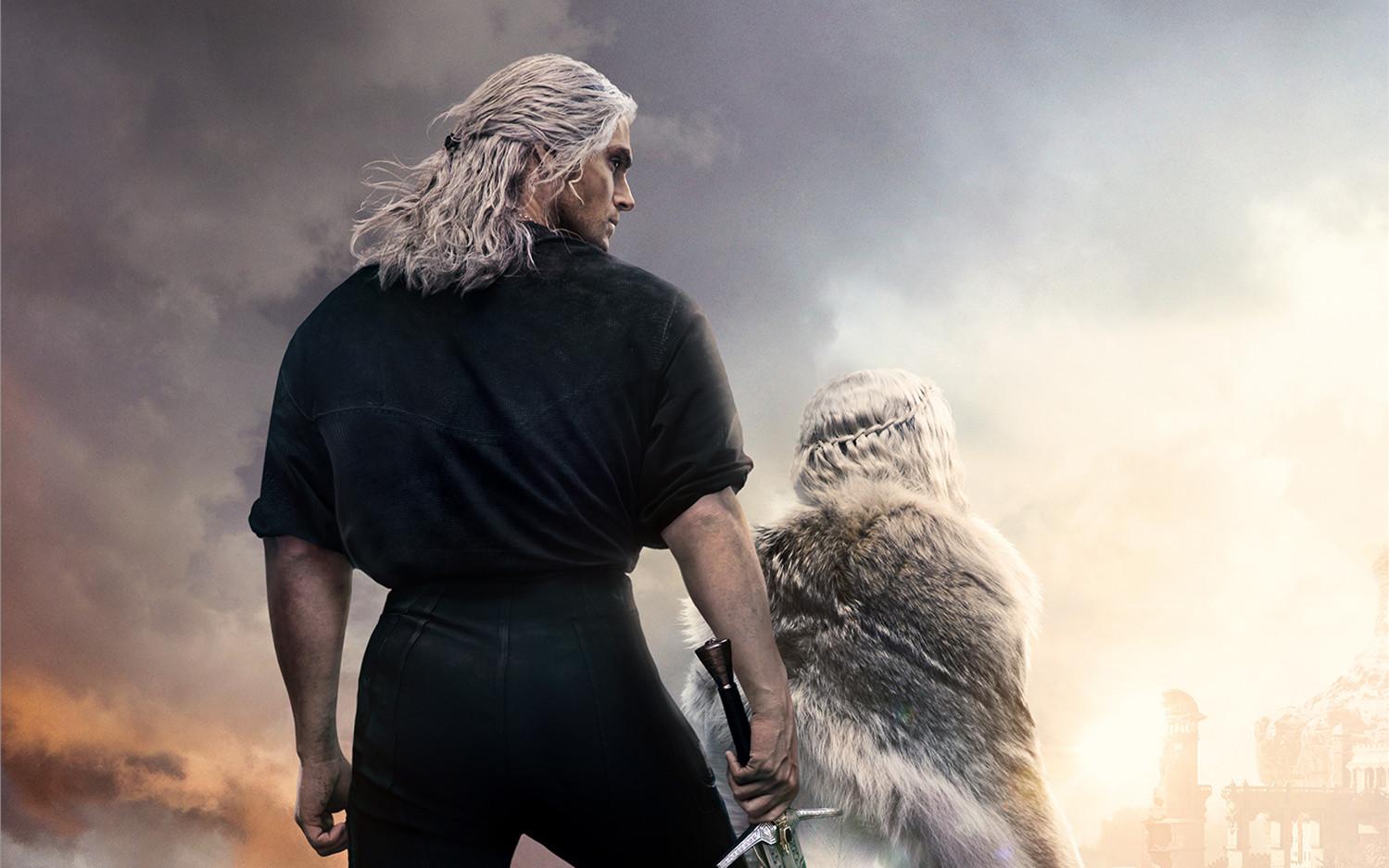 《猎魔人》第二季发布先导预告,12月17日正式回归