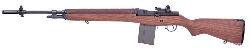 现实中的M14