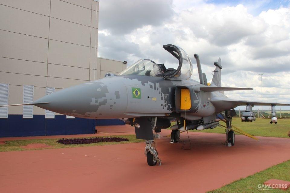 鹰狮E/F已经被巴西空军选中成为下一代主力战机