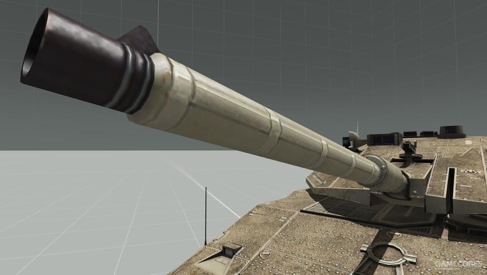 M2坦克主炮