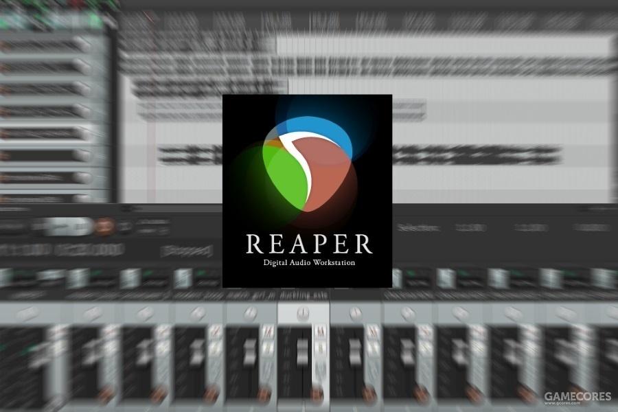 Reaper Sound Design