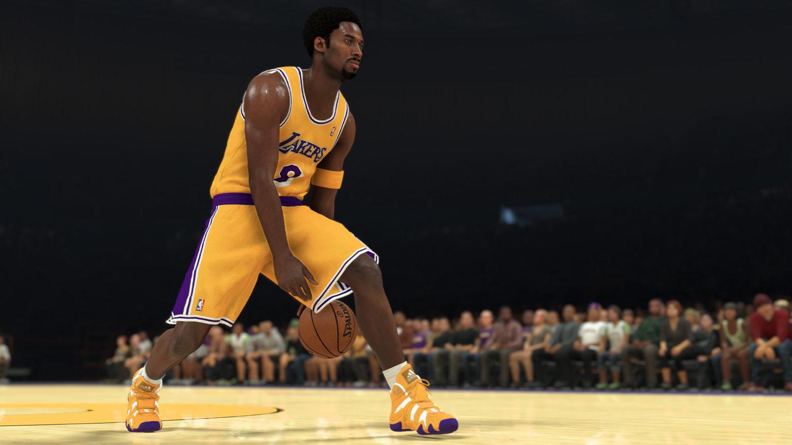 本世代版本《NBA 2K21》试玩版现已开放下载