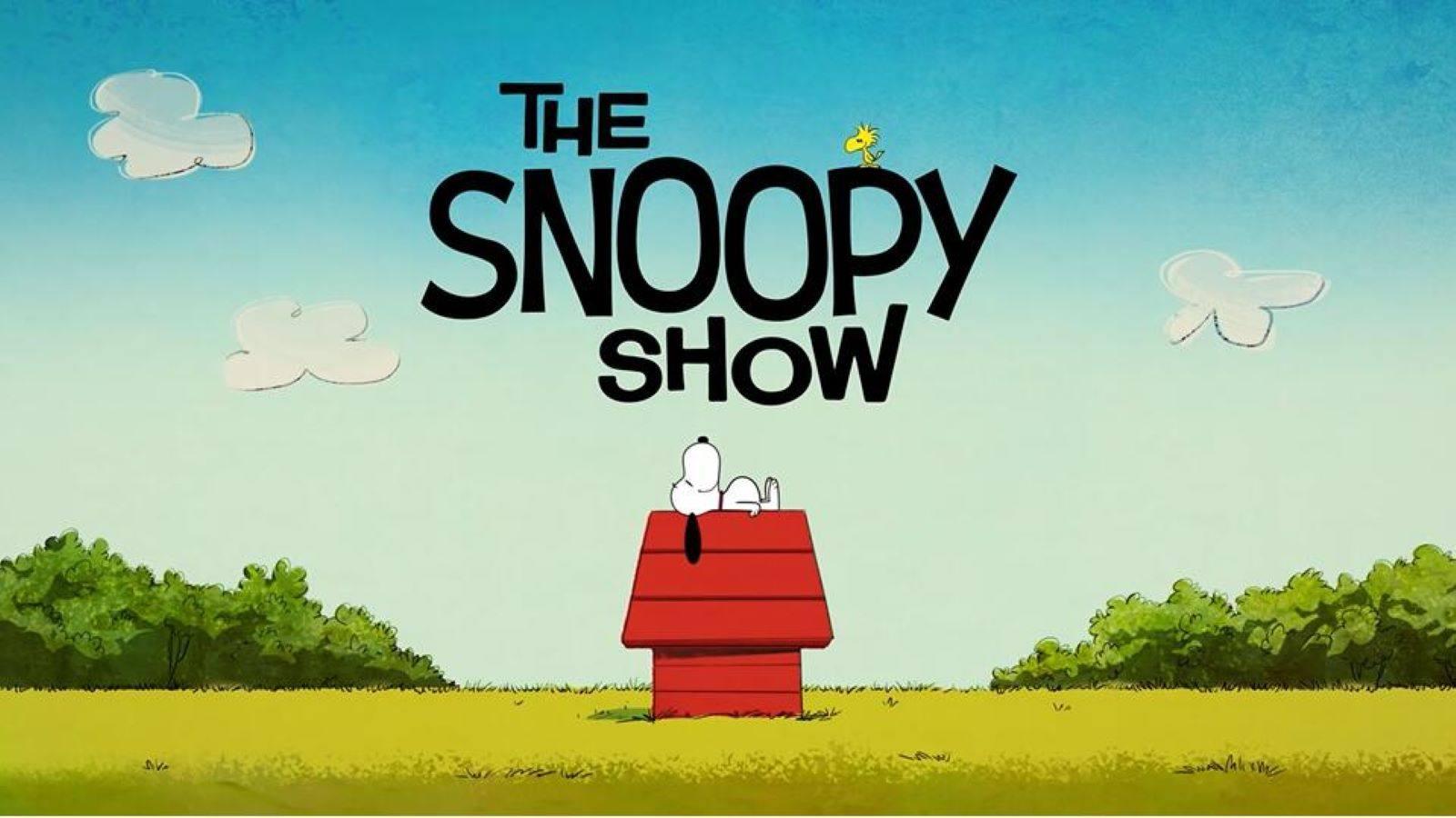 童年经典史努比来了!全新动画《史努比秀》预告公开