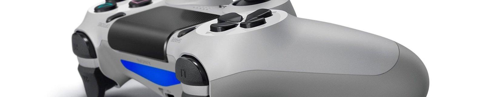 PS4 20周年纪念版行货手柄来了
