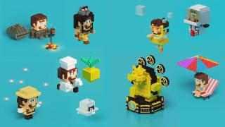 马里奥方块世界:软件里的奥德赛
