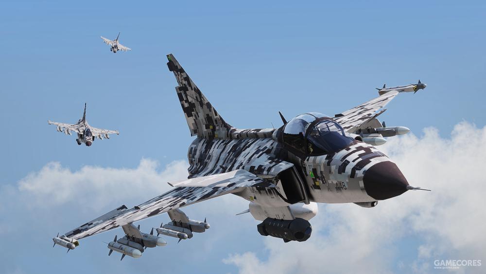 编队飞行的A-149