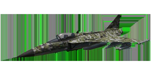 绿色数码迷彩的A-149