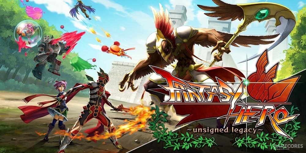 Fantasy Hero ~unsigned legacy~ 34分!