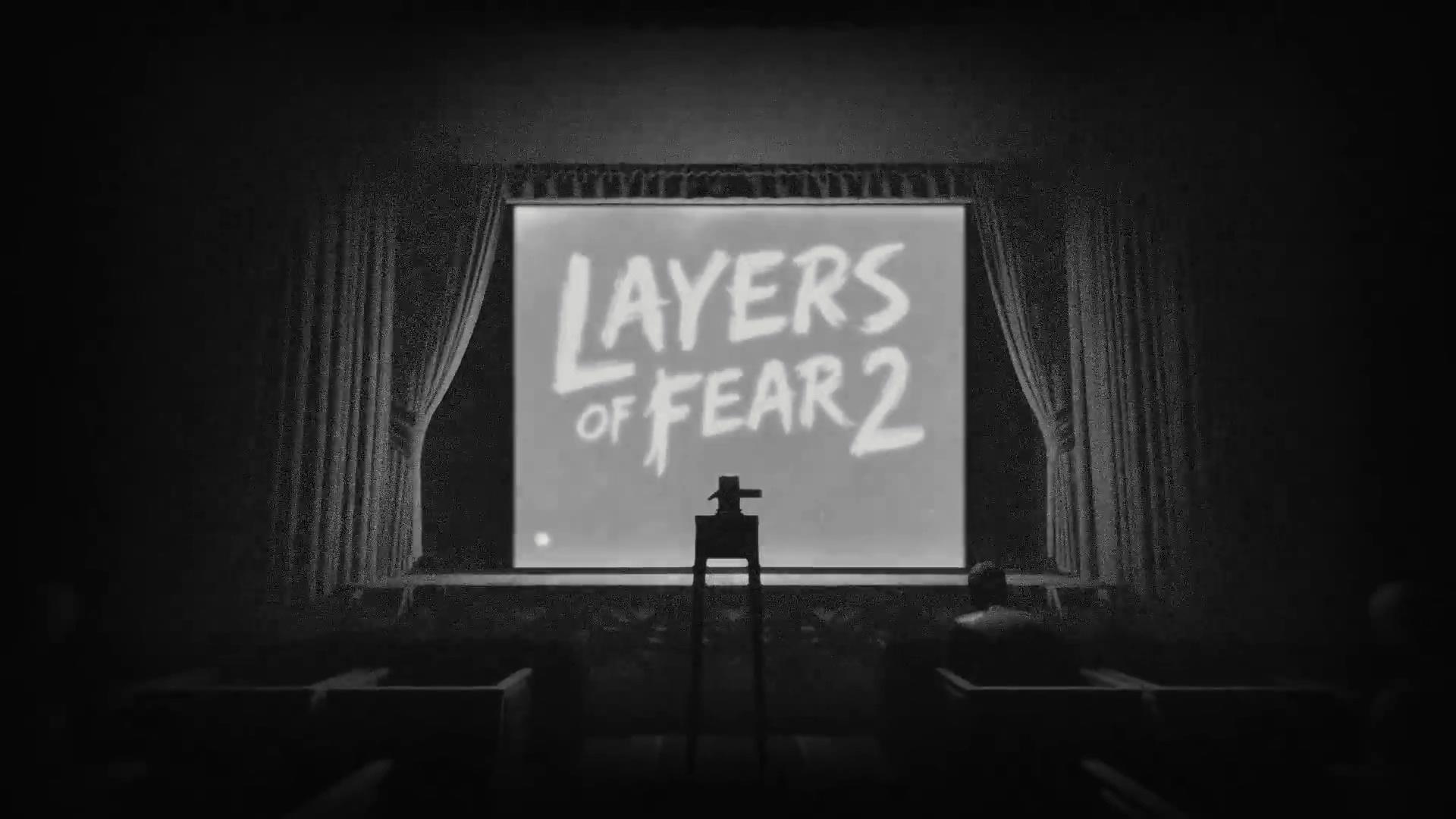 默片結束,正片開始。《層層恐懼 2》正式公佈