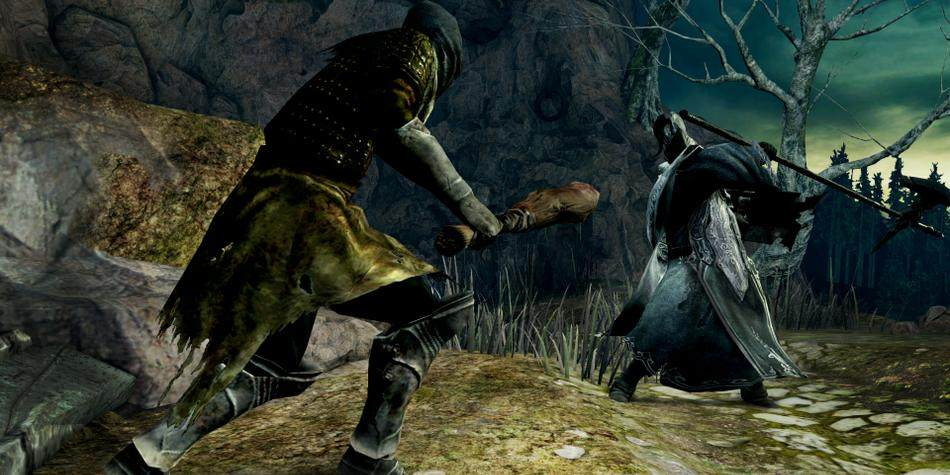 黑暗之魂2 测试版34分钟游戏视频