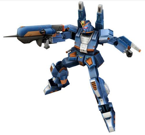 RAG-79和RAG-79-G1的关系更接近量产机和高性能队长机的关系。RAG-79-G1尽管名义上来说是Gundam系机体,然而事实上就是一台安装了了高达型头部的吉姆。不过对于日渐边缘化的海军来说,拥有高达之名的该机对于稳定军心的好处是显而易见的。