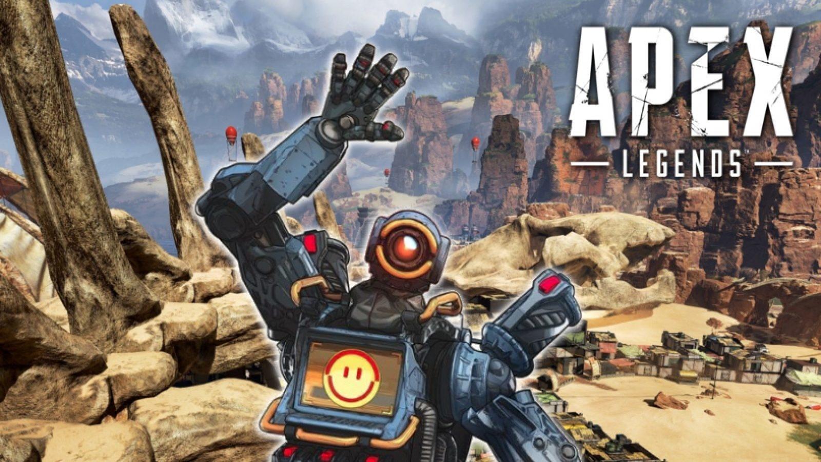 趣聞:《Apex Legends》在一年前就被洩露