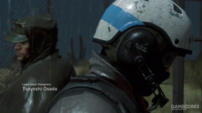 《原爆点》中XOF士兵头戴的白色头盔