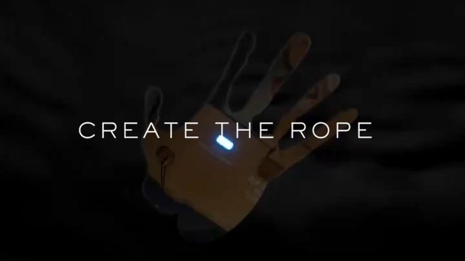 """小岛秀夫公开全新《死亡搁浅》先导预告片:""""CREATE THE ROPE"""""""